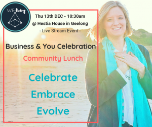 Business & You Celebration - Community Lunch